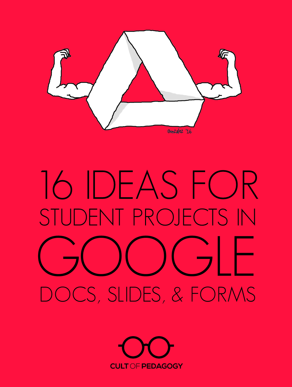 16 ideas for student projects using google docs slides